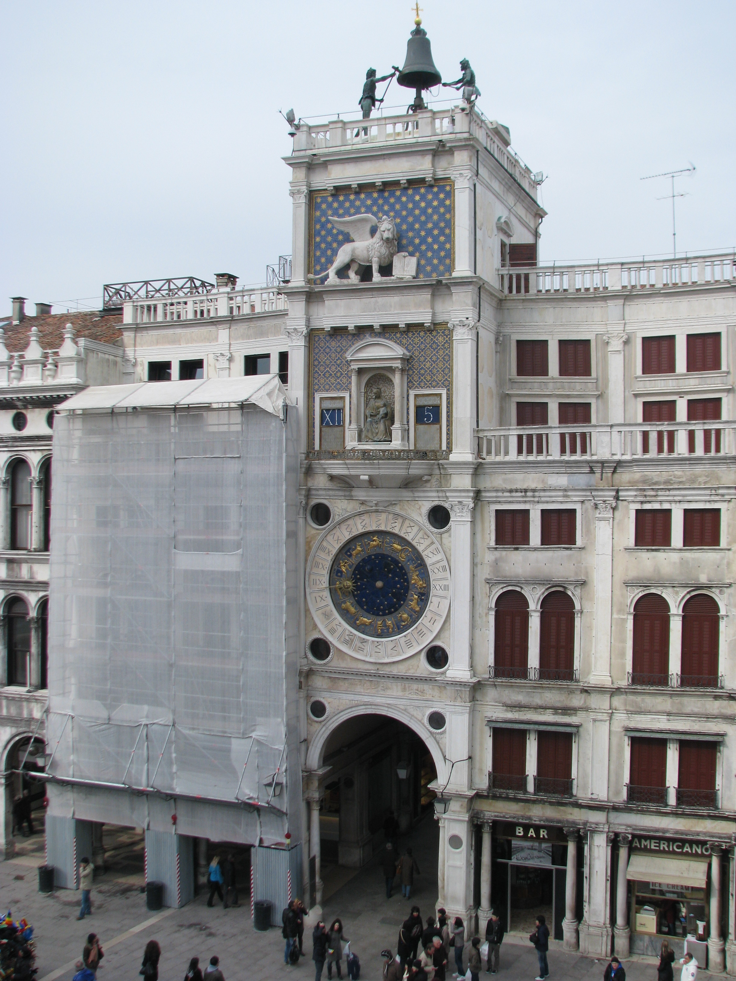 St Mark's Clocktower