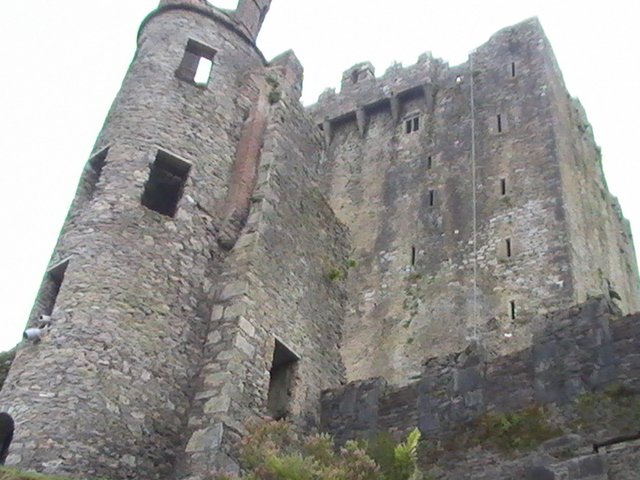 Blarney Castle walls, Ireland