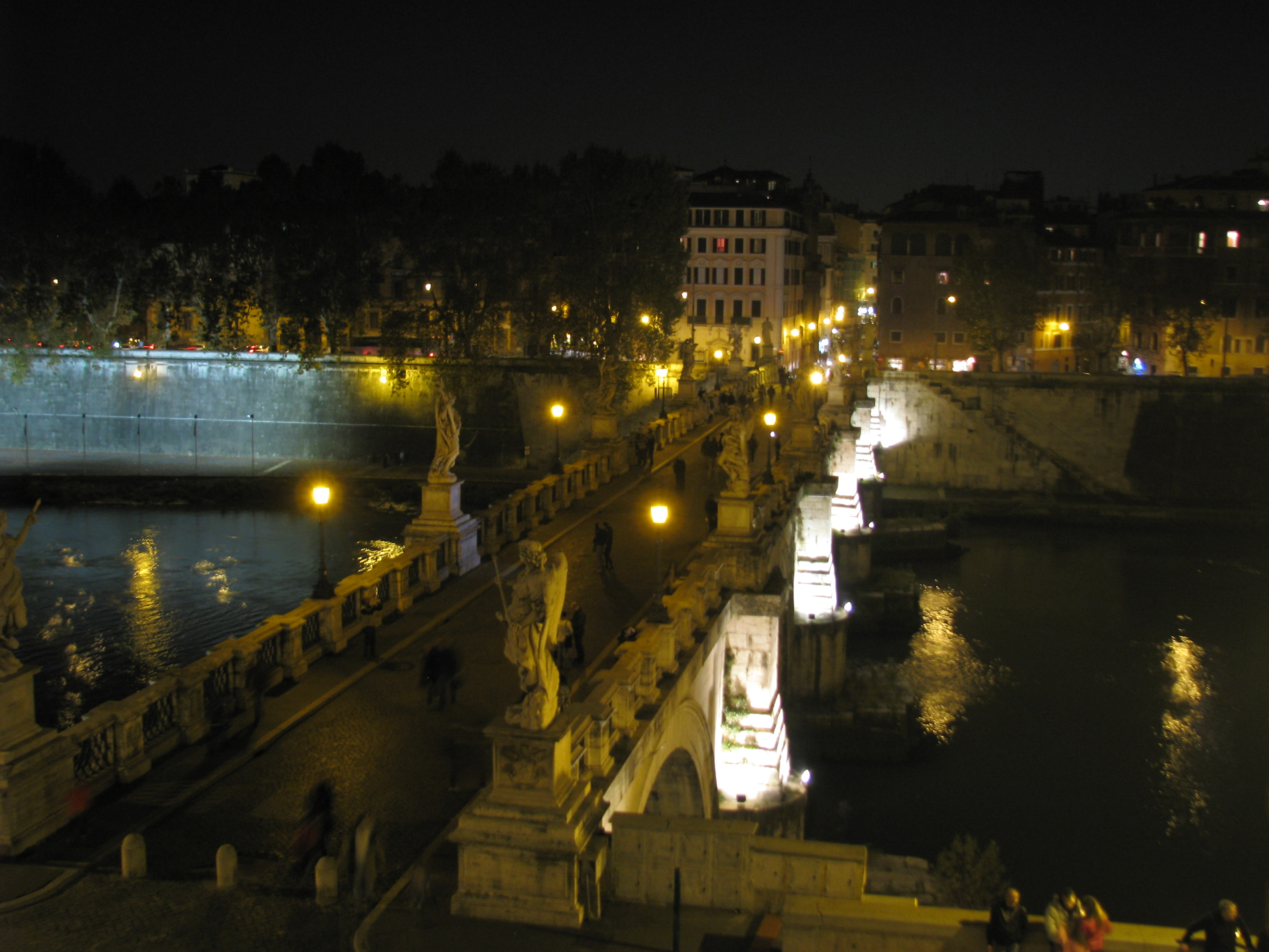 Sant' Angelo Bridge