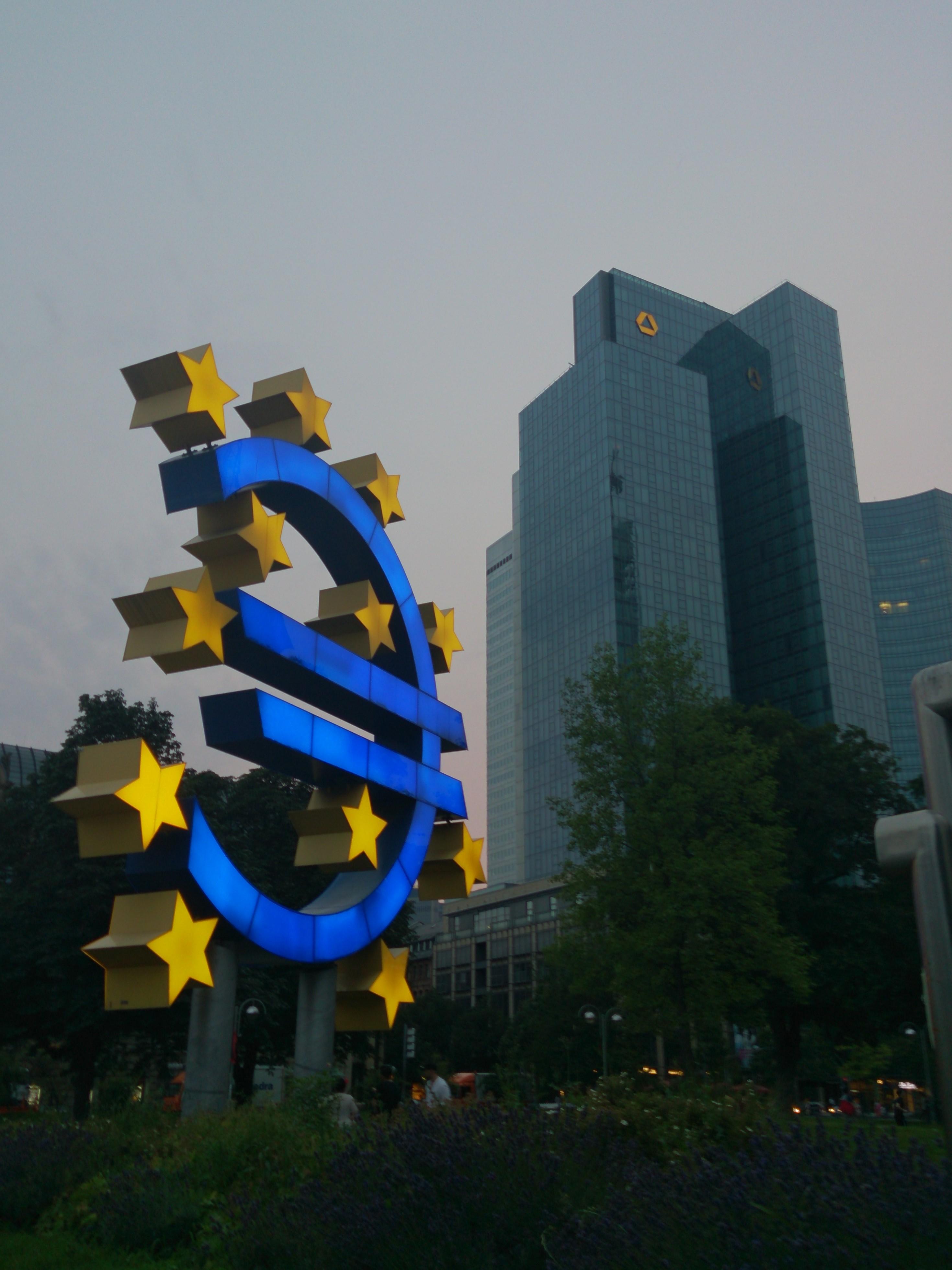 Frankfurt finance centre
