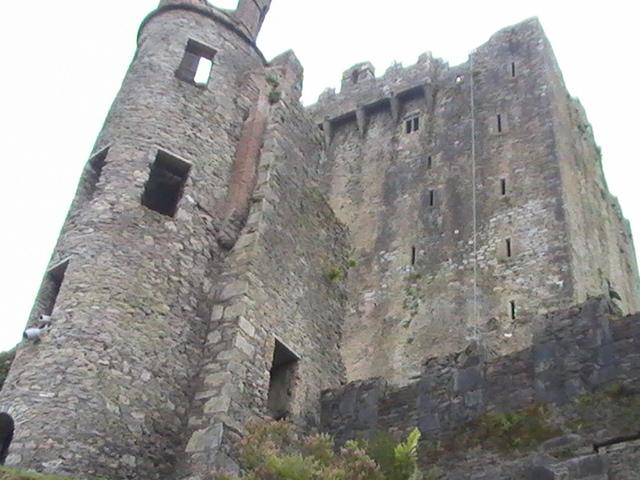 Blarney Castle walls, Ireland