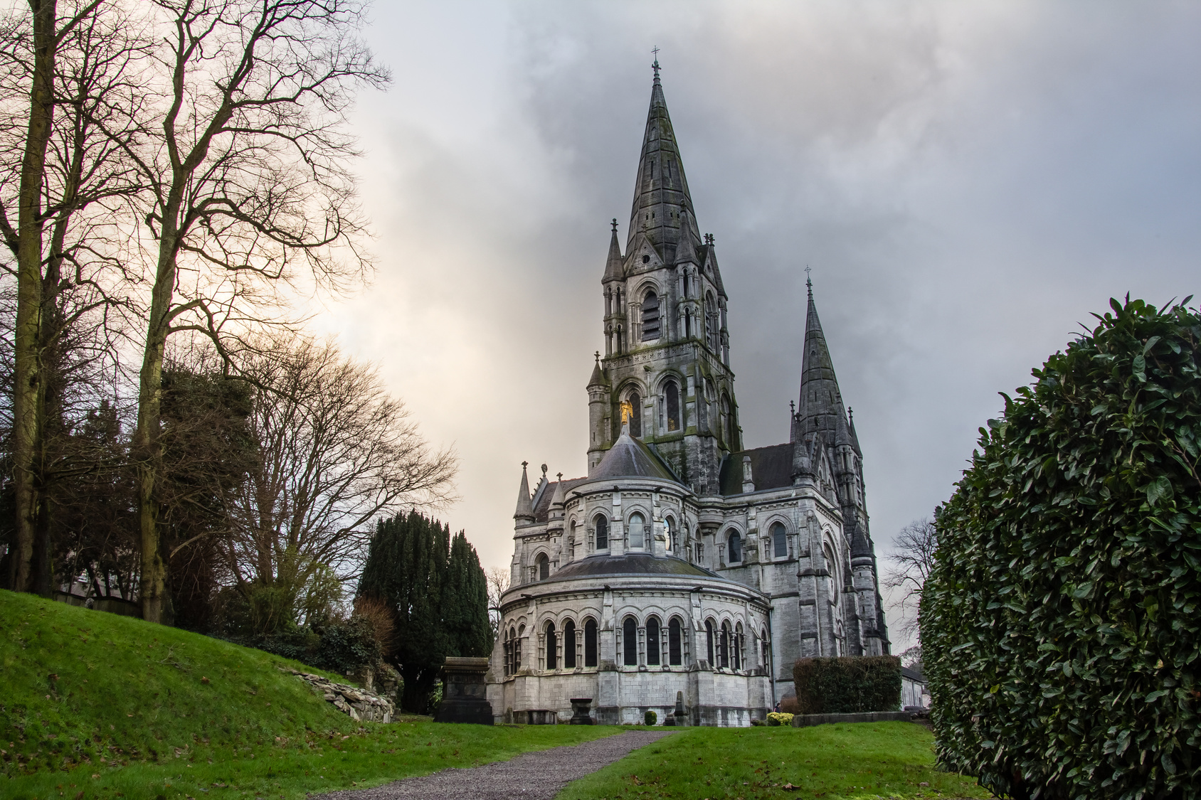 Saint Fin Barre's cathedral, Cork, Ireland
